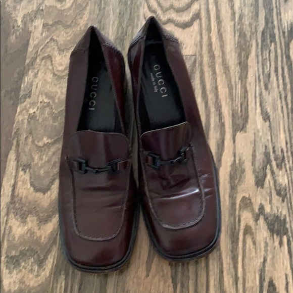 Gucci Shoes | Vintage Gucci Loafers 9s